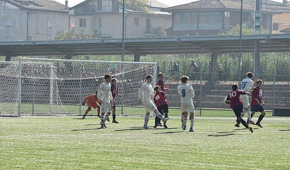 Allievi Regionali 2002, Paluani Life - Virtus Verona 1-2