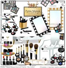 {Petite Maison} Beauty Room Gacha pt. 2 - Slaystation!