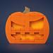 Jack-O-Lantern by Legohaulic