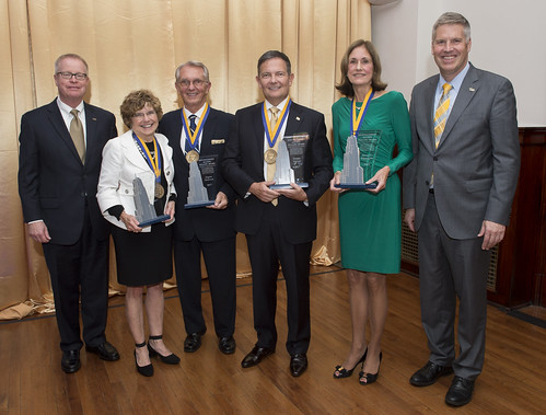 2017 - Homecoming: Distinguished Alumni Fellows Dinner Gallery