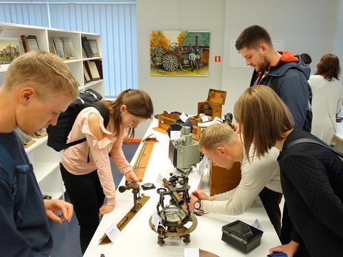 Ekspozīcijas «Tā radās mūsu bibliotēka…» atklāšana RTU Zinātniskajā bibliotēkā
