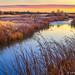 Market Lake Sunrise by James Neeley