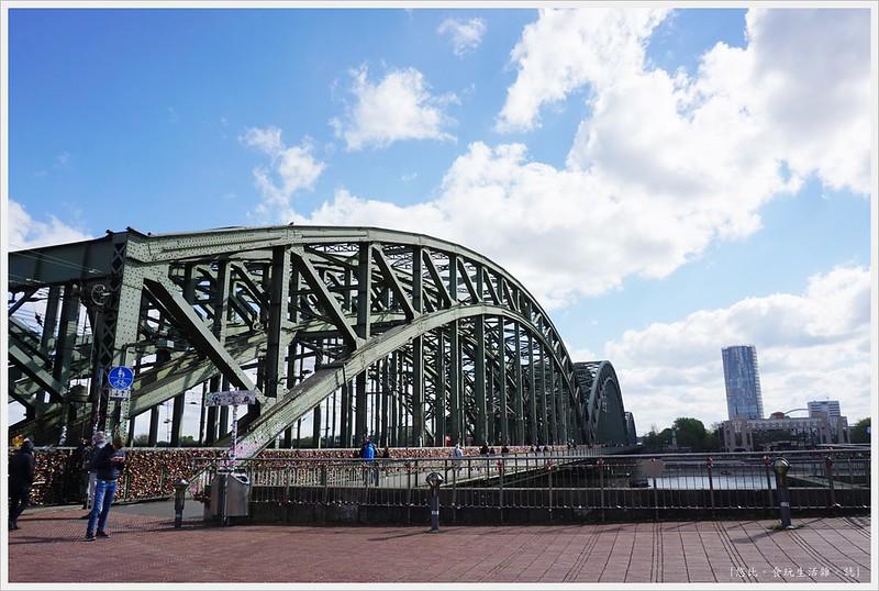 科隆-霍亨索倫橋-1