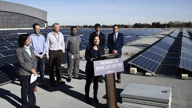 Alberta Municipal Solar Program