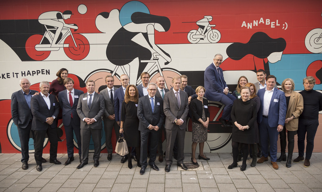 Make It Happen - nieuwe merkpartners en mural