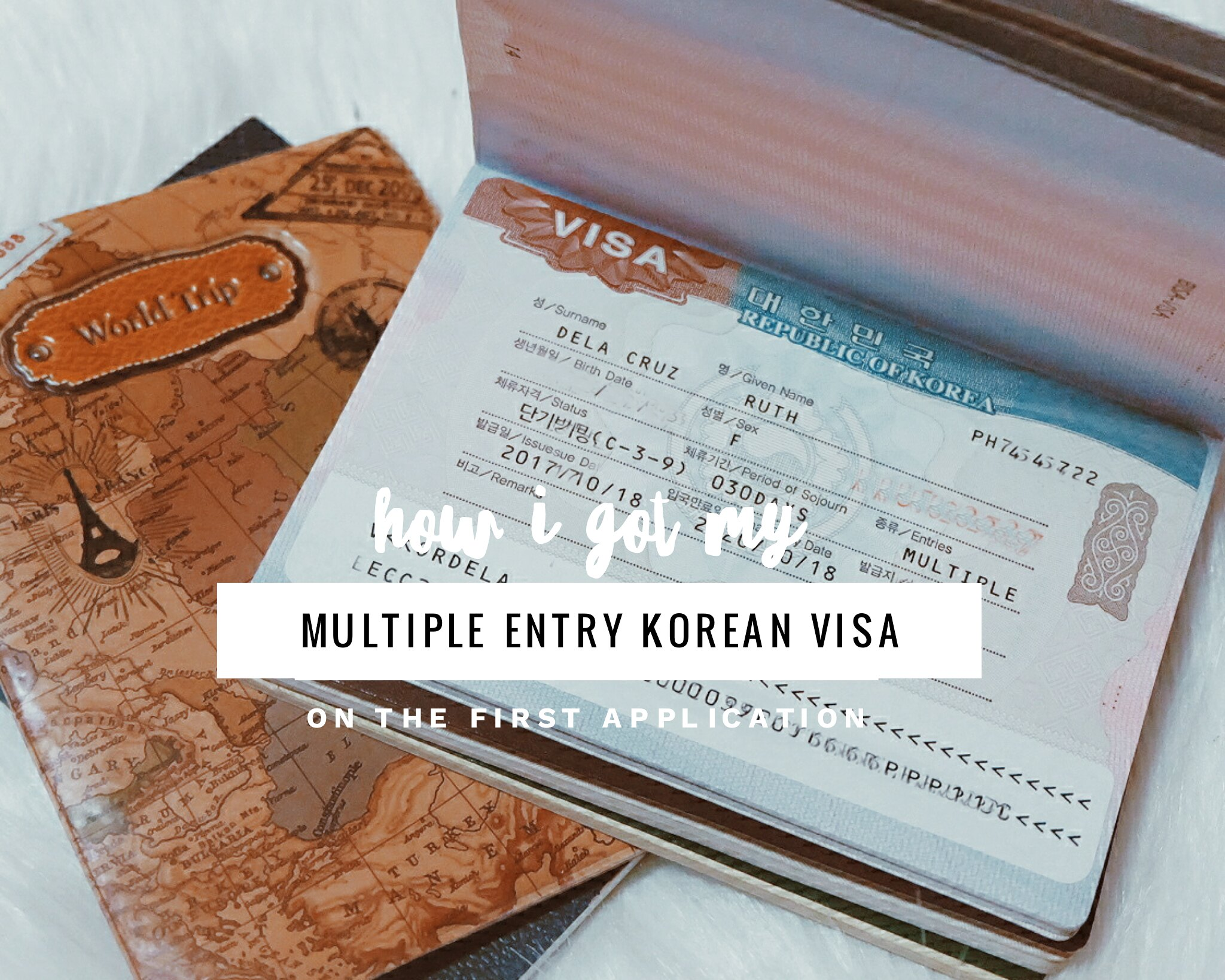 How to Apply for Korean Visa 2017