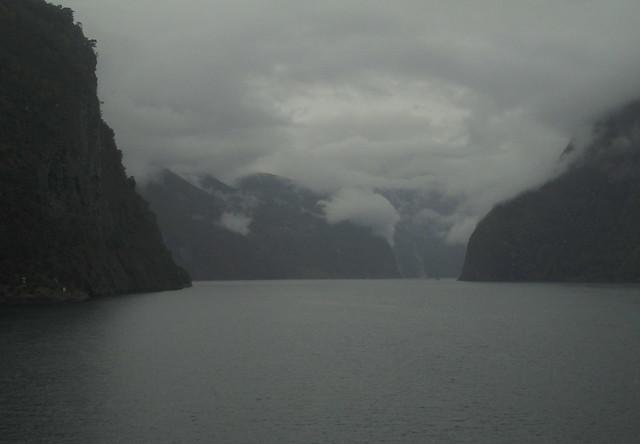 Aurlandsfjord Again