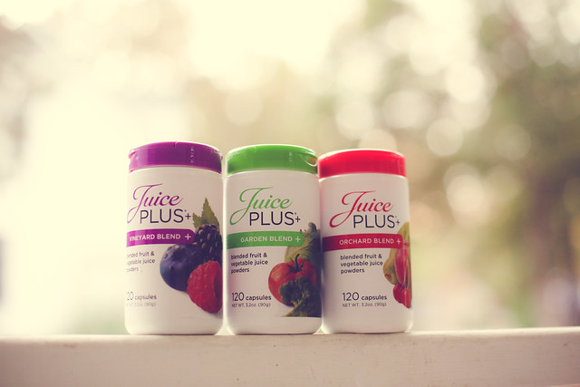 A real Moms review on Juice Plus and why she uses it.
