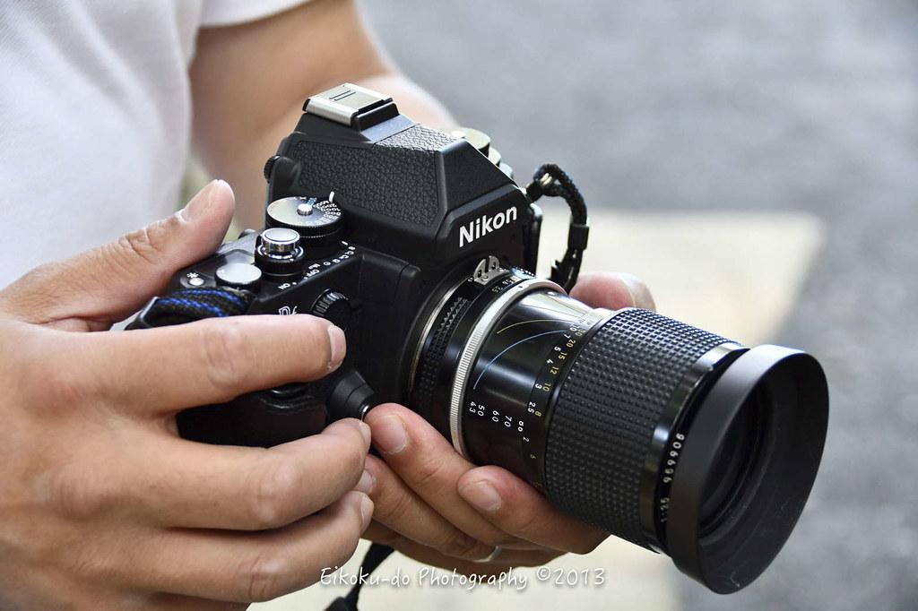 Nikon Df + Nikon zoom-nikkor 43-86mm F3.5