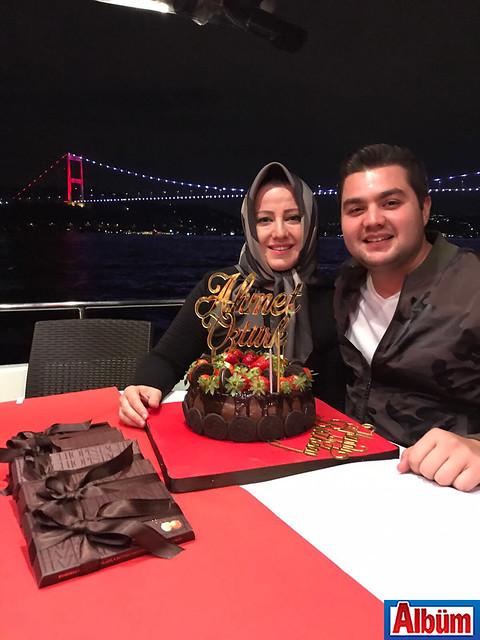 Cemile Pehlivan ve Ahmet Öztürk