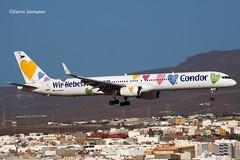 D-ABON Condor Boeing 757-330(WL)