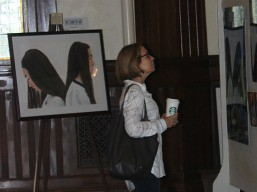 art_show_viewing_at_pequot-library