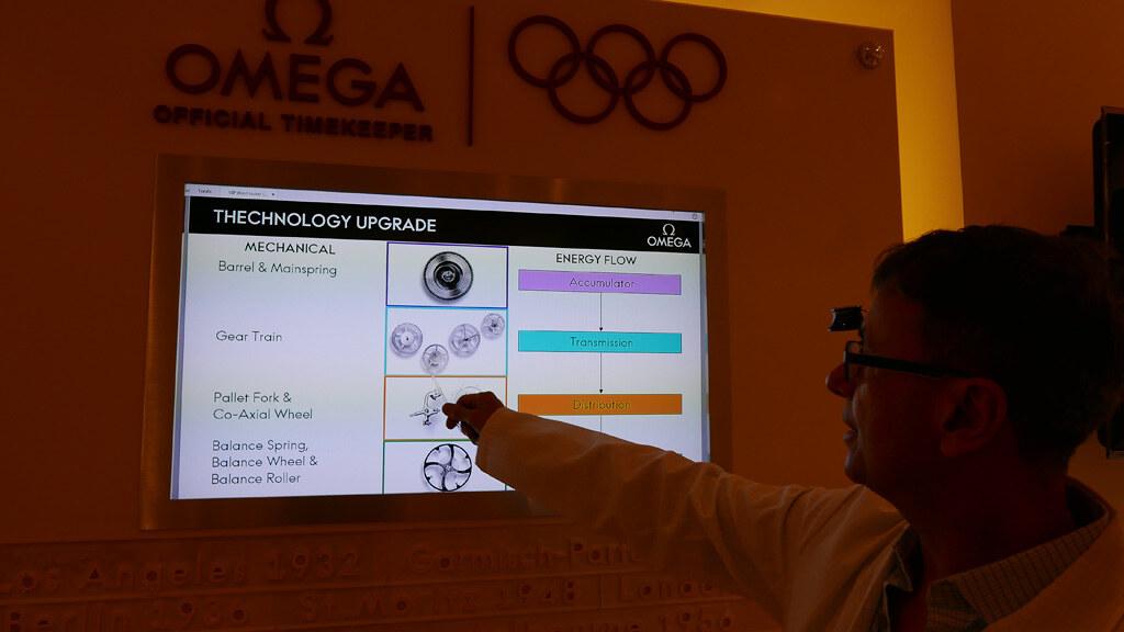Omega watchmaking course, Omega Level 1 Watchmaking Course, Omega Level 2 Watchmaking Course