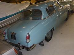 Волга (GAZ M21 Volga) 1962