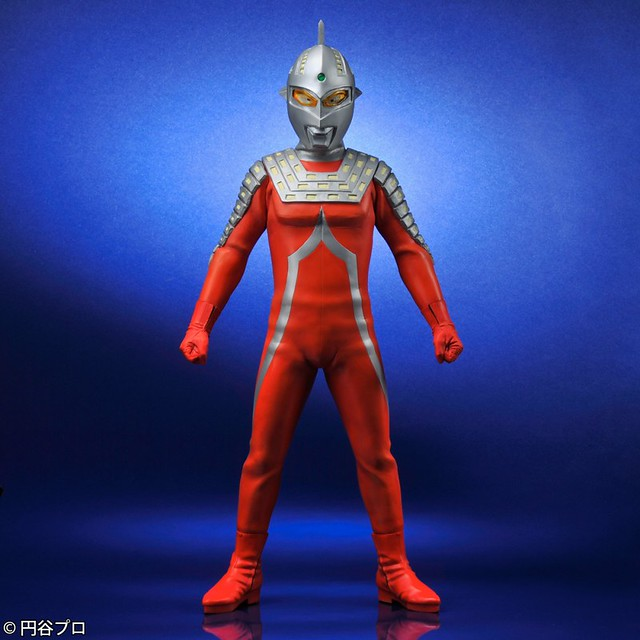 Gigantic Series《超人力霸王》「超人七號」少年RIC限定版本!ギガンティックシリーズ ウルトラセブン ショウネンリック限定版