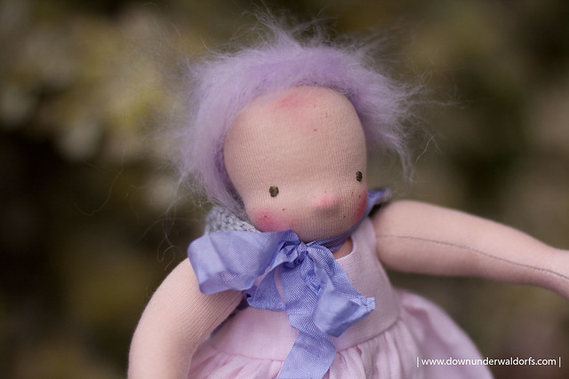 9.5 inches Waldorf doll