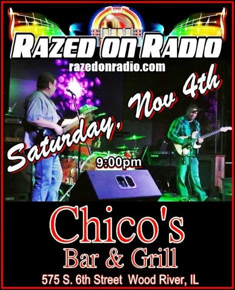 Razed On Radio 11-4-17