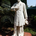 Victoria and Albert Museum: statue of Dr. Thomas Blaney