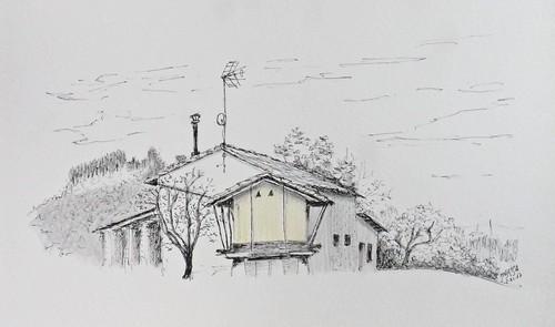 Les Melendreres- Arroes (Asturias)