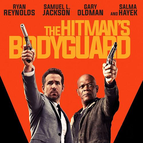 The Hitman's Bodyguard (plus Bonus Features)