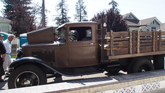 1934 Ford Stake Bed Truck 4