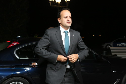 Leo Varadkar photo