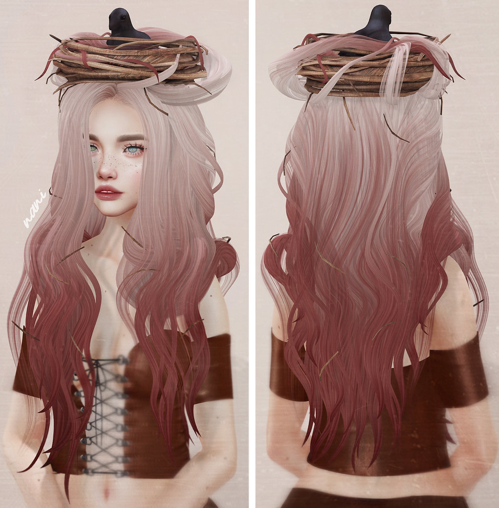 cora hair x salem