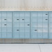 Letterboxes wall