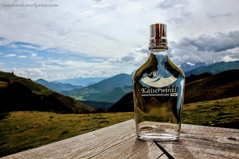 Burgeralm - Flasche