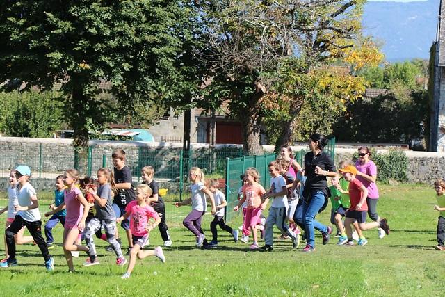 Le sport coopératif à l'honneur à l'école de Ceyzérieu