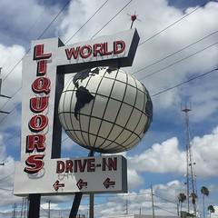 World Liquors Drive-In
