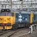 50049 & 50007 at Crewe