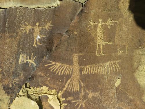 Legend Rock Petroglyphs #11