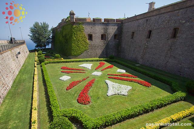 castelos da Espanha: Castell de Montjuïc, Barcelona