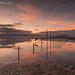 Sandyhills Salmon Nets by .Brian Kerr Photography.