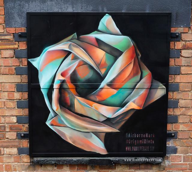 Origami Rose - 3