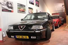 Alfa Romeo 33 1.7 16v QV Permanent 4 1992 (94-JB-JS)