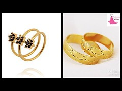 gold rings designs with weight