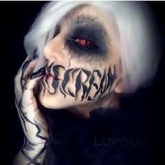 Halloween Makeup Ideas  @luvekat