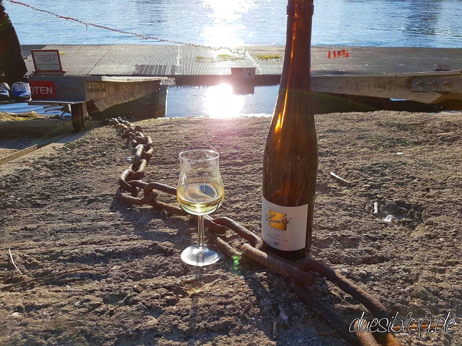 Generation Pfalz WtasO Wein trinken an schönen Orten mit Lucashof am Rheinstrand Mannheim duesiblog 7