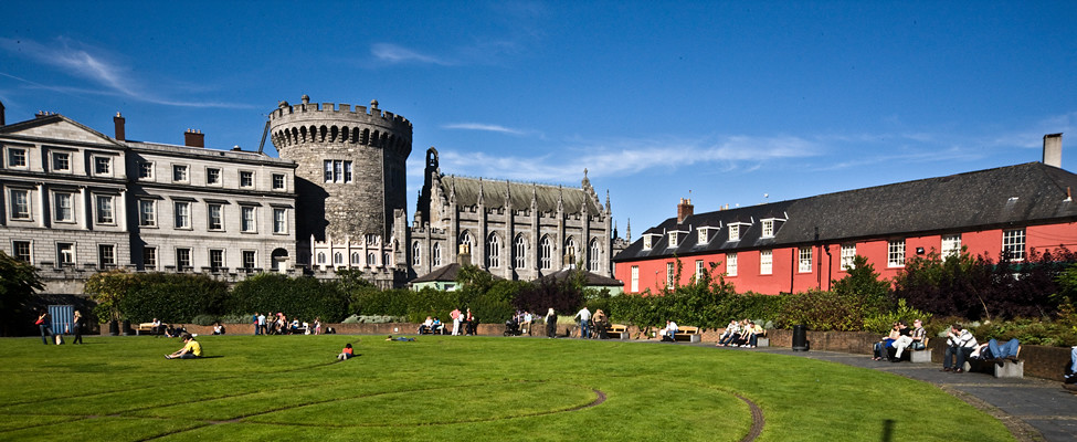 Stedentrip Dublin, tips: Dublin Castle | Mooistestedentrips.nl