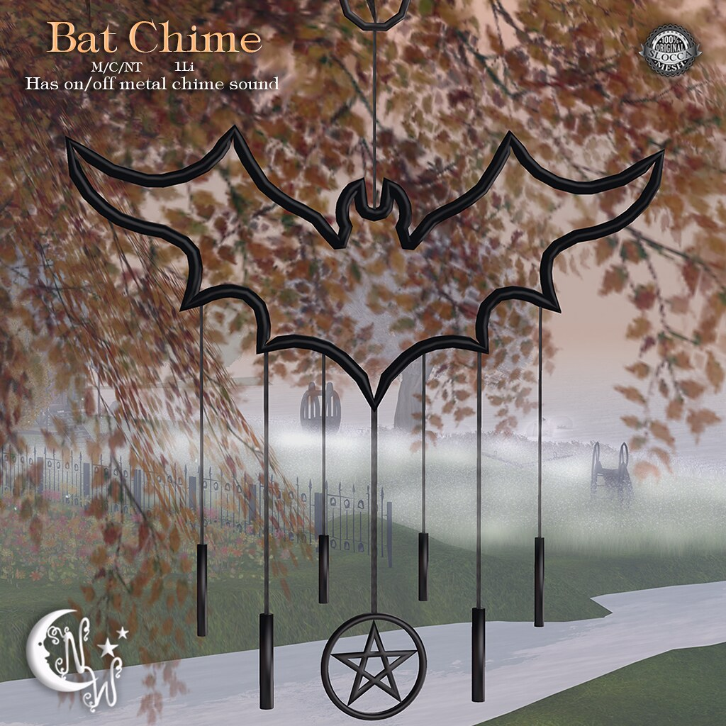 *NW* Bat Chime - TeleportHub.com Live!