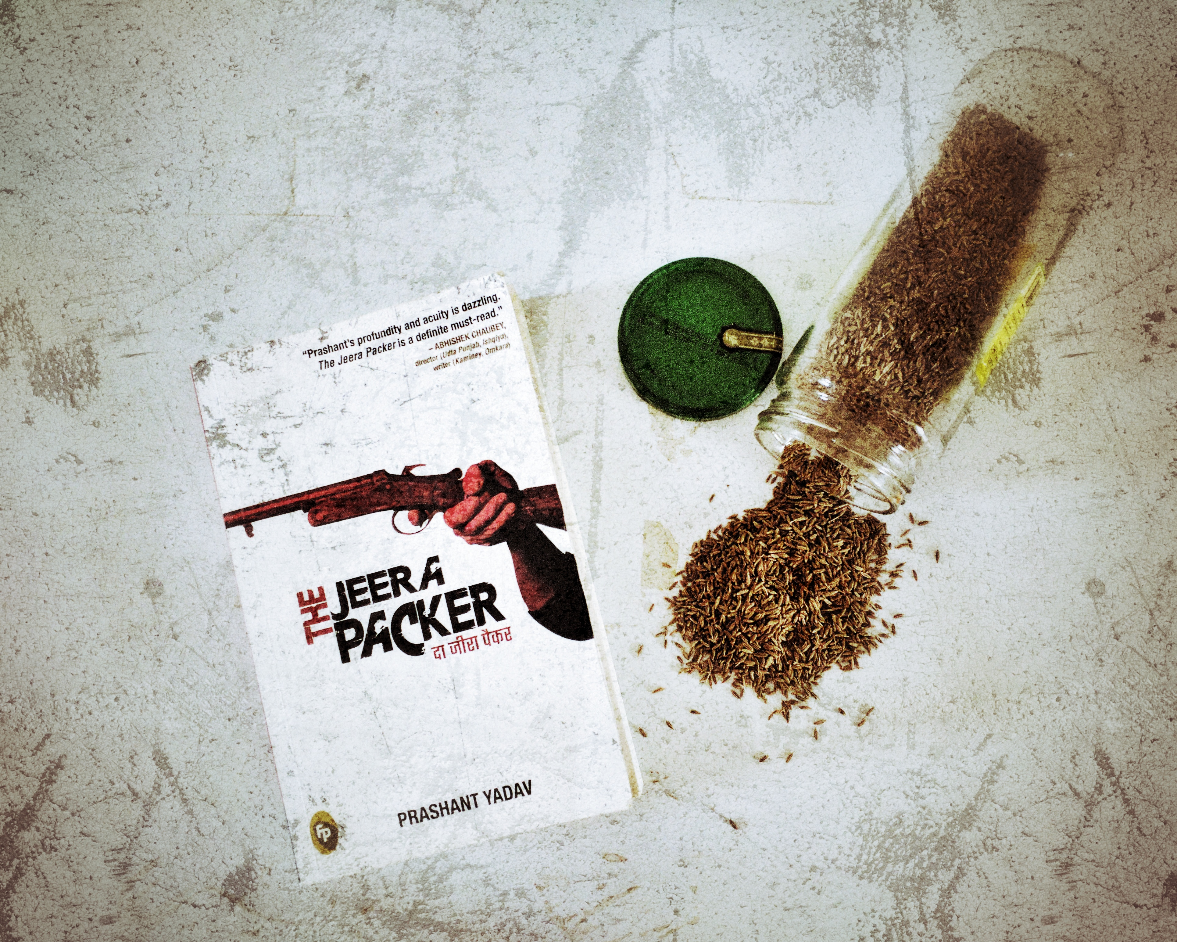 The Jeera Packer by Prashant Yadav