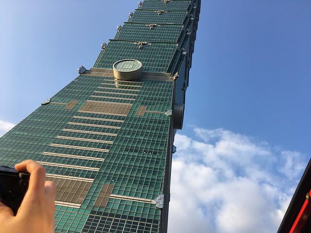 鹿鹿拍Taipei 101