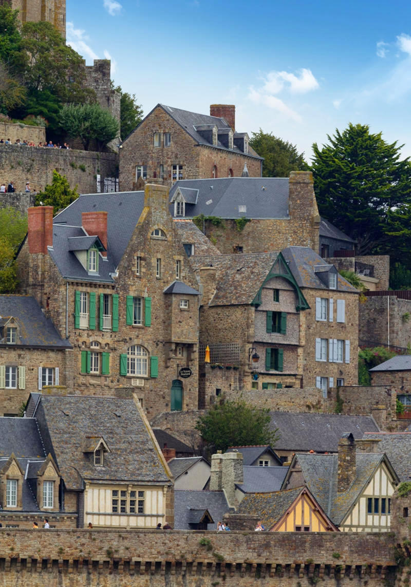 10 Fascinating Facts About Mont Saint Michel The Medieval City On