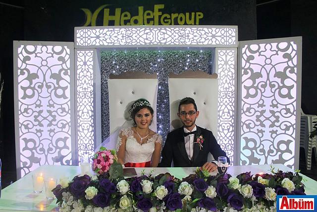 Alanya Su Yapı mağaza sorumlusu Semih Ekmekçibaşı ve Merve Pınar evlendi-12