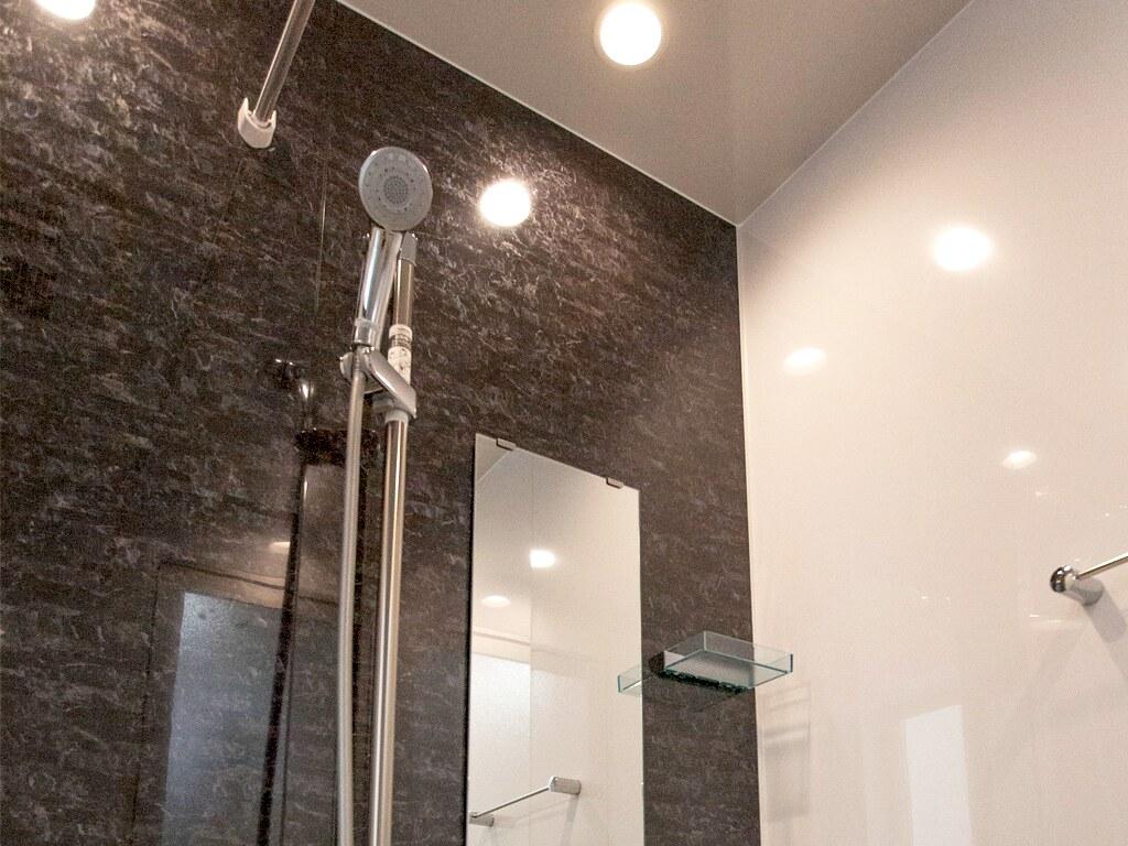 バスルーム・シャワー部分