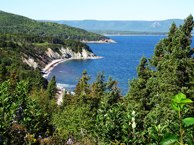 Northeast Cabot Trail views