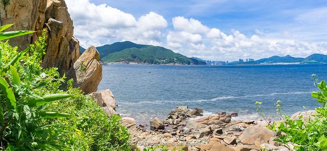 香港.石澳
