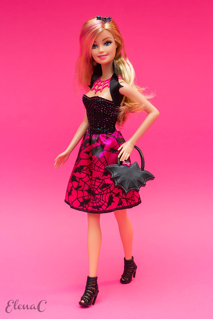 Barbie Halloween 2014 (Halloween)